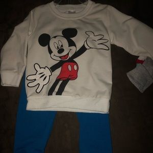 Other - Mickey Outfit